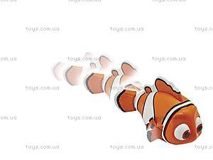 Фигурка-каталка Немо серии «Рыбки-непоседы», 36402, купить