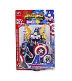 "Фигурка-конструктор ""Мстители: Капитан Америка"", 006-53, фото"