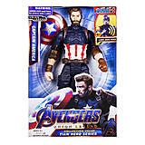 """Фигурка """"Мстители: Капитан Америка"""" 30 см, 99108"""