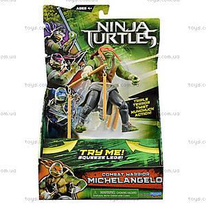 Фигурка Микеланджело «Черепашки-Ниндзя» Movie Deluxe, 91543