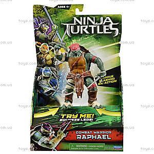 Фигурка «Рафаэль» серии Черепашки-ниндзя Movie Deluxe, 91544