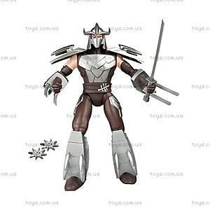 Фигурка серии Черепашки-ниндзя «Шреддер», с боевым панцирем, 91225