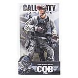 "Фигурка солдатика ""Call of Duty"" вид 1 SHANTOU (5898-A62), 5898-A62, интернет магазин22 игрушки Украина"