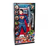 """Фигурка супергероя """"Супермен"""" со световыми и звуковыми эффектами, L-99-4, купить"""