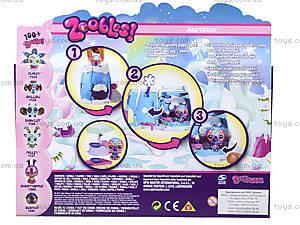 Эксклюзивная фигурка Zoobles Swell с домиком, 13222-20044195(M01)-ZB, купить