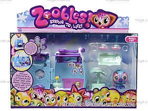 Эксклюзивная фигурка Zoobles Swell с домиком, 13222-20044195(M01)-ZB, фото