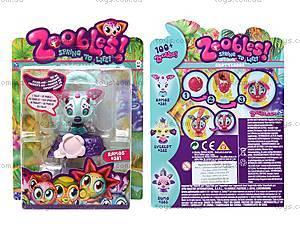Фигурка Zoobles Ramos со звуковыми эффектами, 13226-20046322(M03)-ZB
