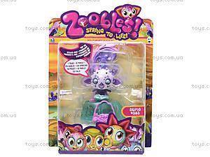 Фигурка Zoobles Sumo со звуковыми эффектами, 13226-20046324(M03)-ZB, купить