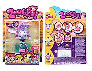 Фигурка Zoobles Sumo со звуковыми эффектами, 13226-20046324(M03)-ZB