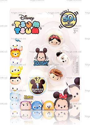 Фигурки Disney Tsum Tsum в наборе, 5802