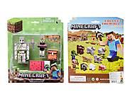 Фигурки героев Minecraft, 2 штуки, 14139, купить