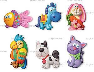 Фигурки-магниты из гипса «Домашние животные», 00-03539, купить