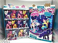Фигурки Пони + Единорог, LJF541, игрушки