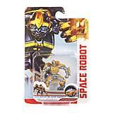 Фигурки «Space Robot» желтый, 1619A, цена