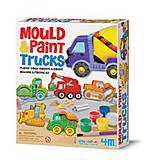 Фигурки из гипса «Грузовики», 00-03538, интернет магазин22 игрушки Украина