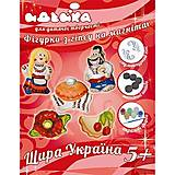Фигурки из гипса на магнитах «Украина», 94127, купить