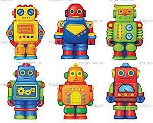 Фигурки из гипса «Роботы», 00-04653, купить