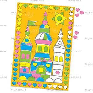 Фигурная мозаика-коллаж, VT2301-05..08, игрушки