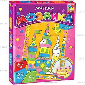 Фигурная мозаика-коллаж, VT2301-05..08, магазин игрушек