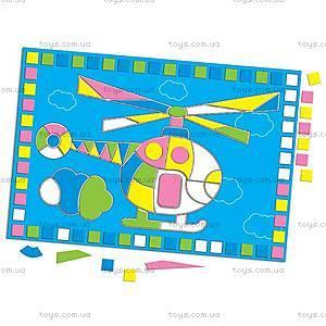 Фигурная мозаика-коллаж, VT2301-05..08, toys.com.ua