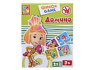 Фикси-игры «Домино», VT2107-01, фото