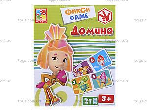 Фикси-игры для детей «Домино», VT2107-01