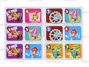 Фикси-игры для детей «Домино», VT2107-01, отзывы