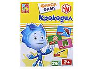 Фикси-игры для детей «Крокодил», VT2107-04, купить