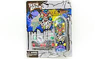 Набор Фингенборд-мини Скейт (запасные колеса, отвертка, винтики), 2010C2, интернет магазин22 игрушки Украина