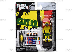 Детский фингерборд Tech Deck, 13600-6013037-TD, отзывы