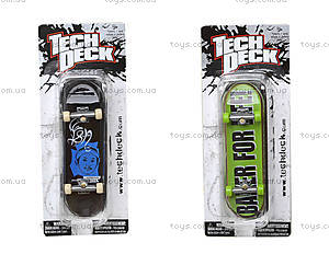 Детский фингерборд Tech Deck, 13600-6013037-TD, детские игрушки