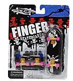 Фингерборд игрушечный c запчастями, 6337, фото