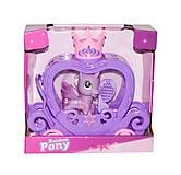 Фиолетовая карета «Радужный пони», CL1960B, отзывы