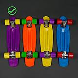 Фиолетовый скейт с PU колесами, 780779-82, набор