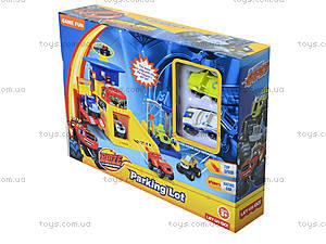 Игрушечный гараж для машинок Blaze, 828-61-62-63, фото