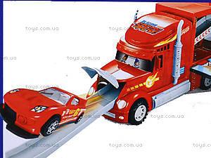 Игрушечная машина-гараж Blaze, 828-57, фото