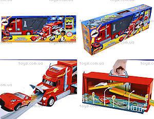 Игрушечная машина-гараж Blaze, 828-57