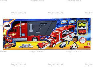 Игрушечная машина-гараж Blaze, 828-57, цена