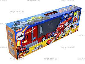 Игрушечная машина-гараж Blaze, 828-57, игрушки