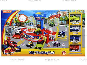 Игрушечный гараж «Вспыш и чудо-машинки», 828-58, цена