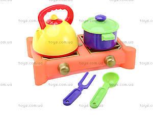 Газовая плита и набор посуды «Юника», , отзывы