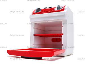 Музыкальная газовая плита, 2306, игрушки