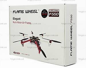 Набор для сборки «Гексакоптер DJI Flame Wheel 550», DJI-F550-ARF-KIT, toys.com.ua