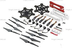 Набор для сборки «Гексакоптер DJI Flame Wheel 550», DJI-F550-ARF-KIT, toys