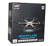 Гексакоптер SNOWFLAKE, DH-600, фото
