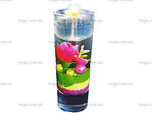 Гелевые свечи «Цветочное сияние», 14100295Р, отзывы