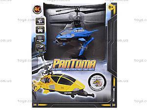 Радиоуправляемый вертолет Pantoma, синий, D-01-B, фото