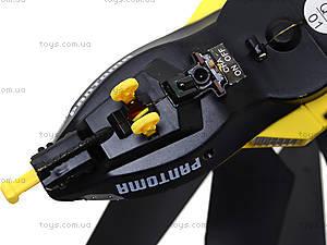 Детский вертолет на радиоуправлении, желтый, D-01-Y, купить