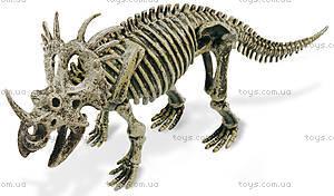 Раскопки динозавров «Скелет Стиракозавра», CL172K, купить