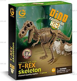Раскопки динозавров «Скелет Ти-Рекса», CL120K